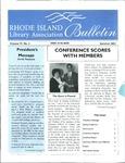 Bulletin of the Rhode Island Library Association v. 74, no. 3 by RILA