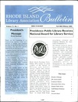 Bulletin of the Rhode Island Library Association v. 75, no. 1