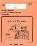 Bulletin of the Rhode Island Library Association v. 55, no. 3