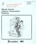 Bulletin of the Rhode Island Library Association v. 55, no. 4