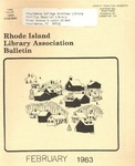 Bulletin of the Rhode Island Library Association v. 55, no. 6