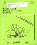 Bulletin of the Rhode Island Library Association v. 56, no. 1