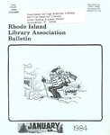 Bulletin of the Rhode Island Library Association v. 56, no. 5
