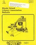Bulletin of the Rhode Island Library Association v. 56, no. 9 by RILA