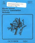Bulletin of the Rhode Island Library Association v. 56, no. 13