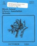 Bulletin of the Rhode Island Library Association v. 56, no. 13 by RILA