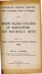 Annual Report 1904 Part III