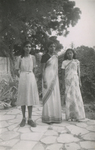Three Members of the Women's Royal Naval Service by Annu Palakunnathu Matthew