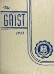The Grist 1953 by University of Rhode Island