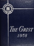 The Grist 1958 by University of Rhode Island